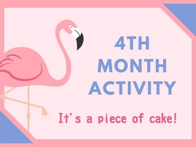 ブログ開設4ヶ月目の活動
